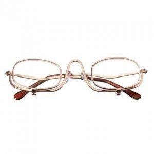 gafas para maquillarse en metal