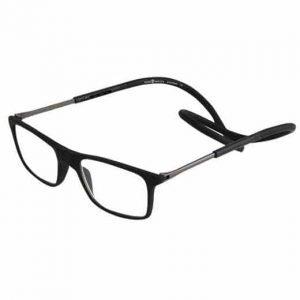 gafas con iman negras