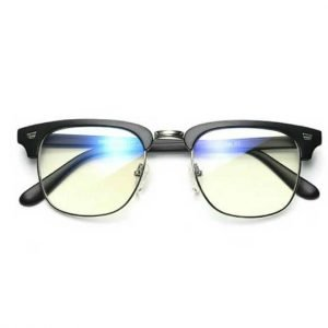 gafas con filtro azul tipo clubmaster